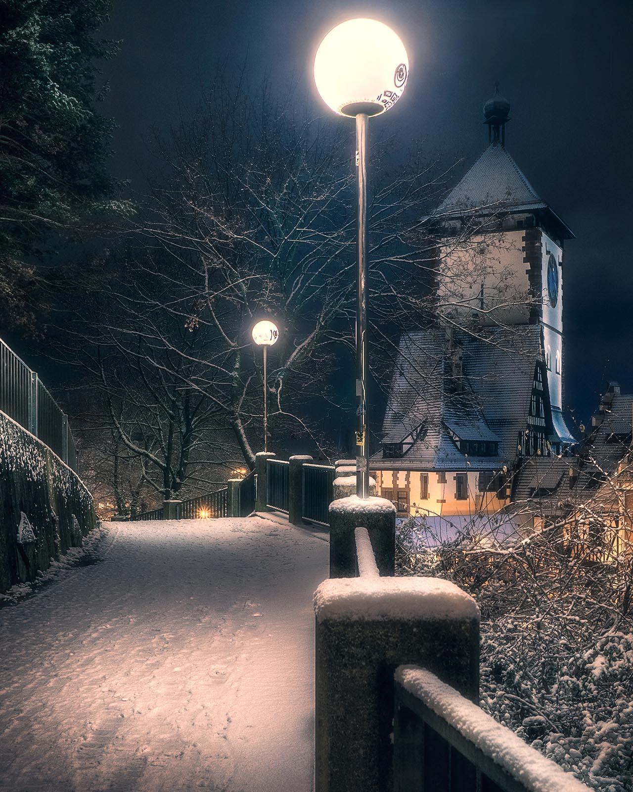 FR SNOWLAMP