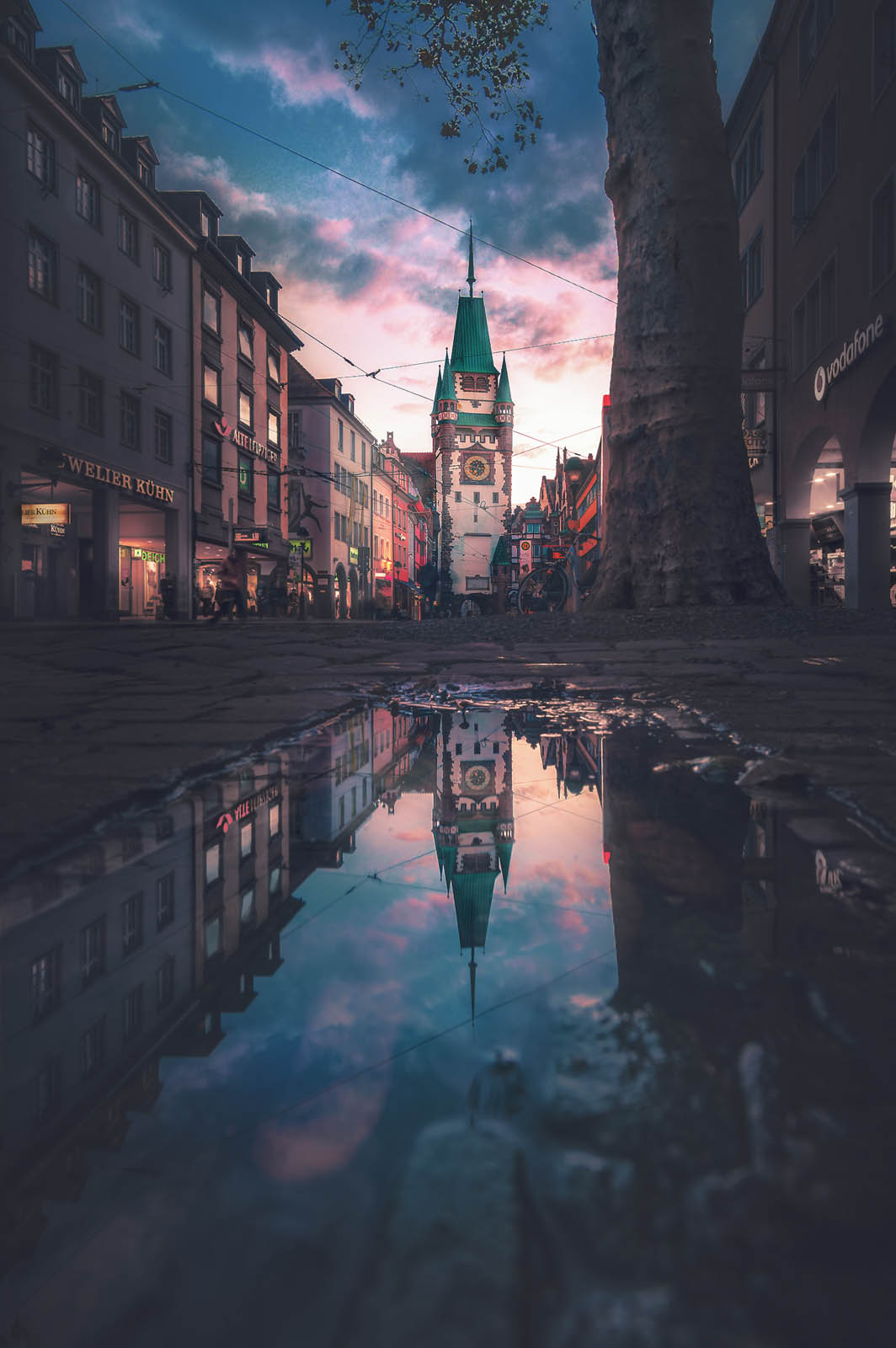Reflect the City